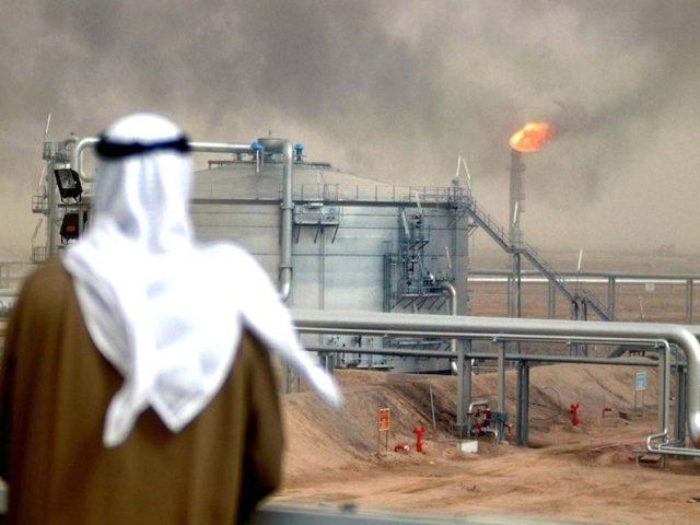Саудовская Аравия добыча нефти