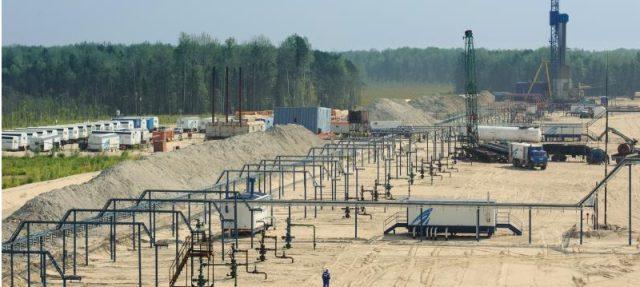 Gazpromneft Slanzi