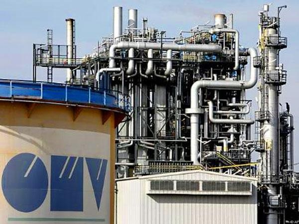 Австрия OMV экспорт газа