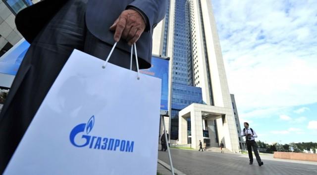 Газпром доходы