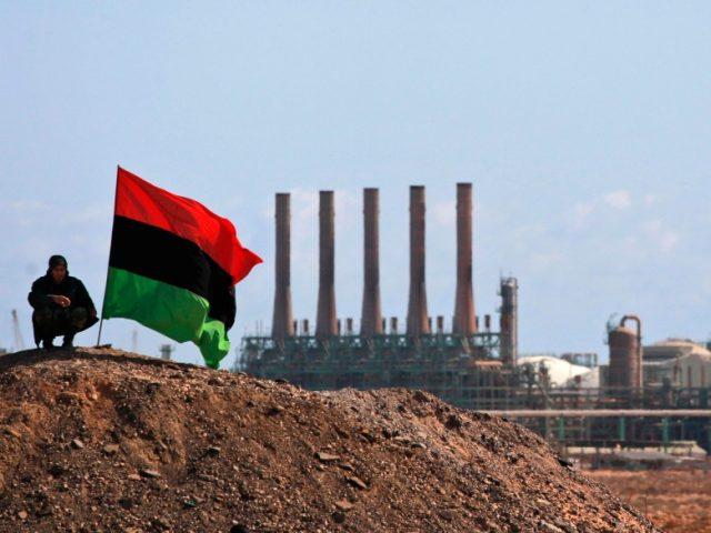 Ливия экспорт нефти