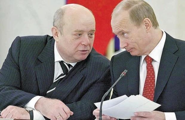 Fradkov Putin