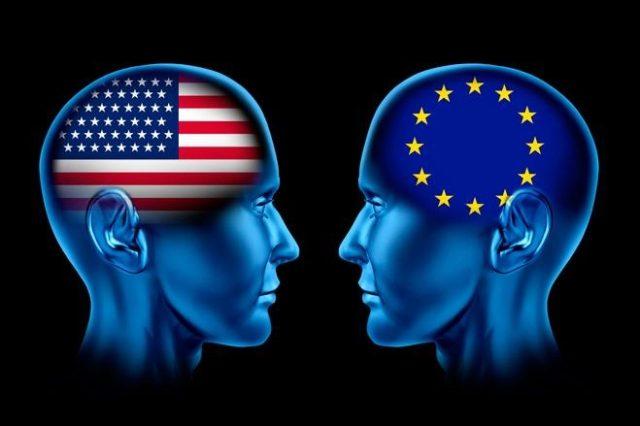 ЕС США
