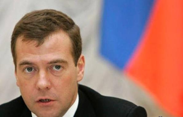 Такой Медведев