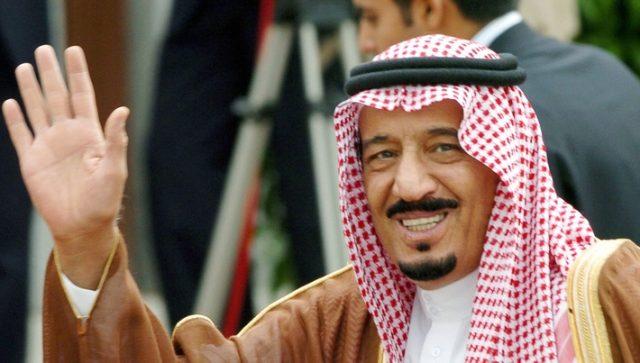 Саудовская Аравия король Салман