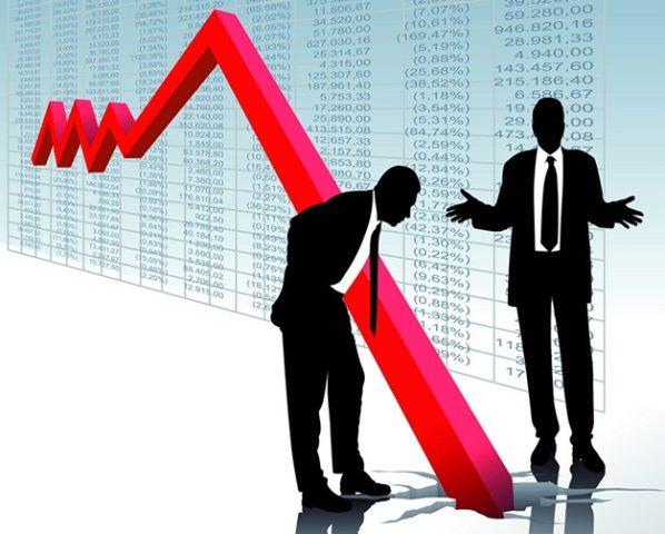 Рынок нефти спад