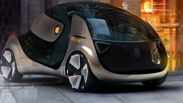 Apple Elektrocar