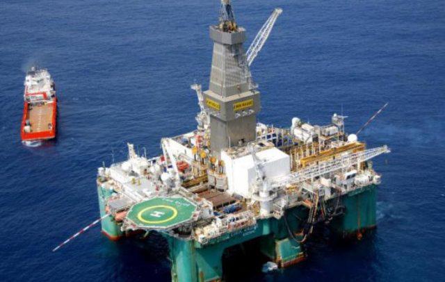 Oil platforme