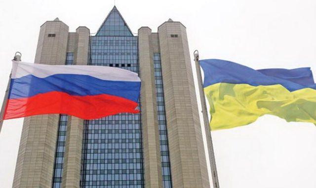 Контракт транзит РФ Украина