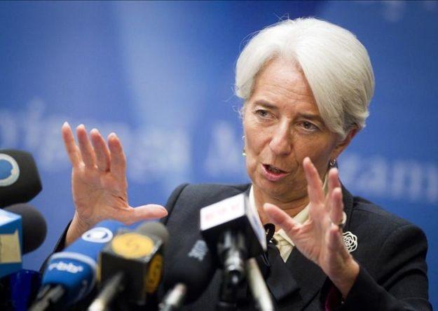 Лагард МВФ