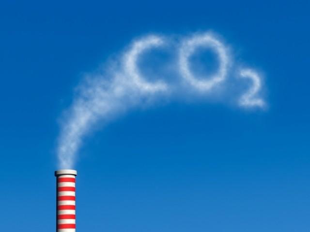 Gaz Klimat CO2