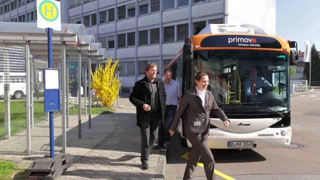 Primove-electrobus