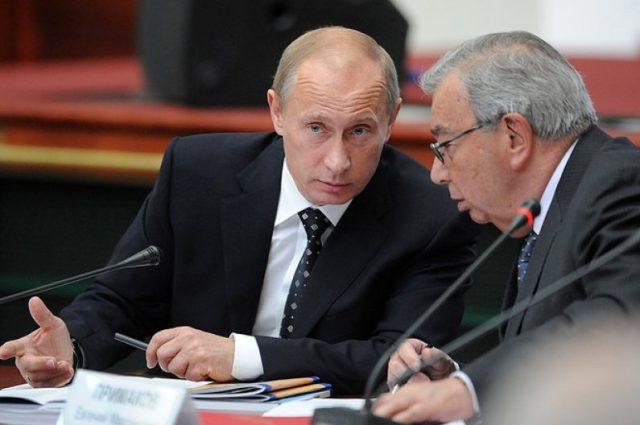 Putin Primakov