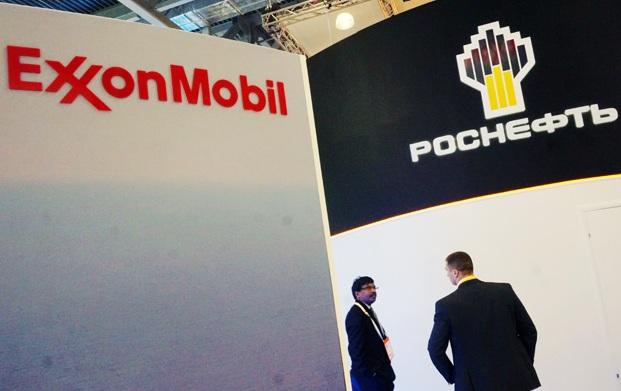 ExxonMobil Роснефть