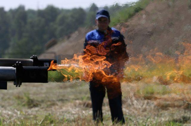 Turkmenia Gaz Gas
