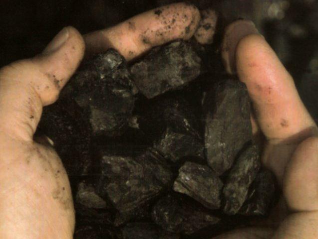 Уголь Польша