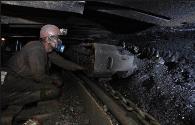 уголь добыча Россия