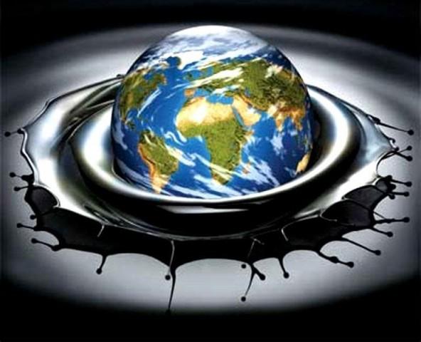 Нефть Земля