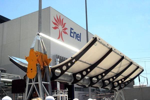 Enel солнечная энергетика