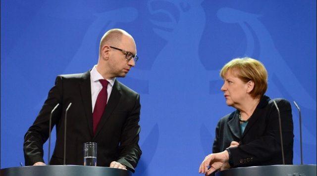 Merkel Jazenuk