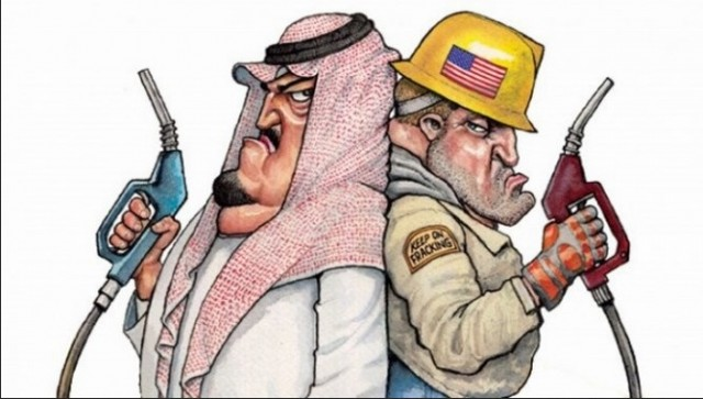 USA Saudit Oil