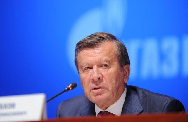Зубков Газпром