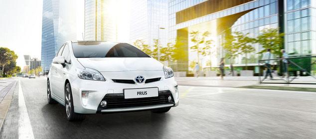 Toyota Prius гибрид