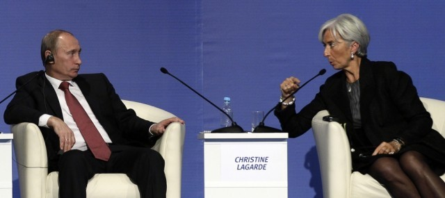 Putin-Lagarde