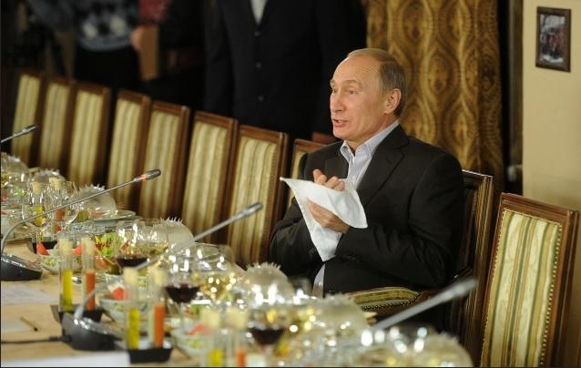 Putin povar