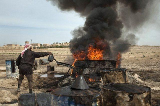 Oil Neft Siria