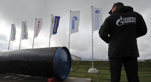 Северный поток 2 Газпром