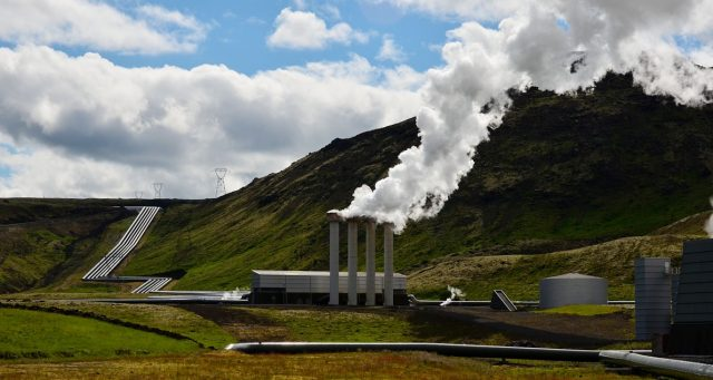 Geotermal-energy