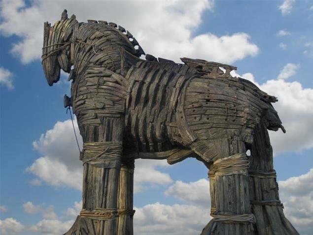 Troiansky kon