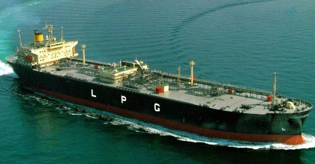 LPG_tanker