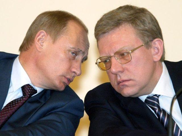 Putin Kudrin