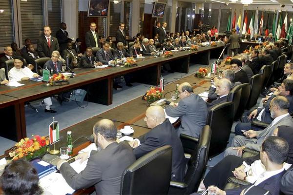 ОПЕК саммит
