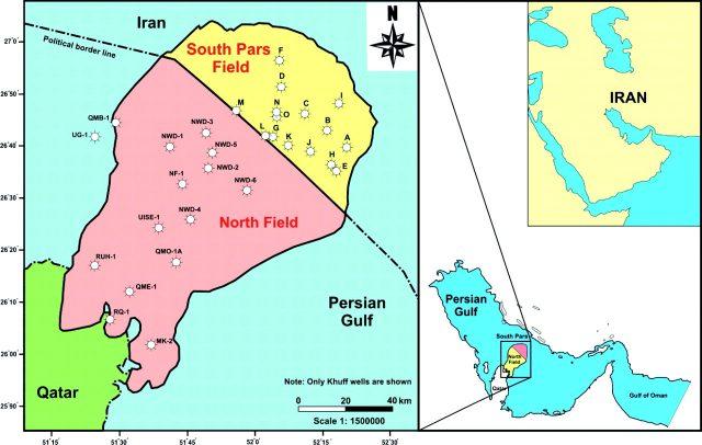 Yujny-Pars_Iran_Severnoe_Qatar