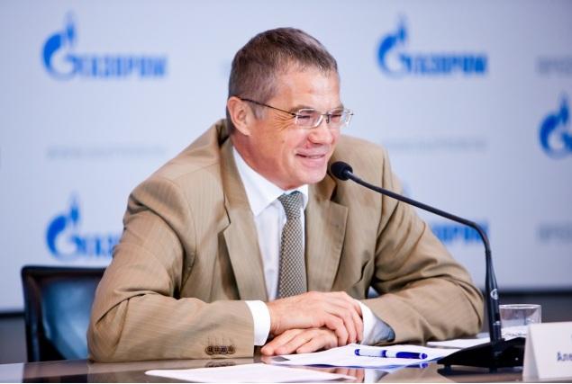 Александр Медведев Газпром