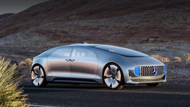 Mercedes-electromobil