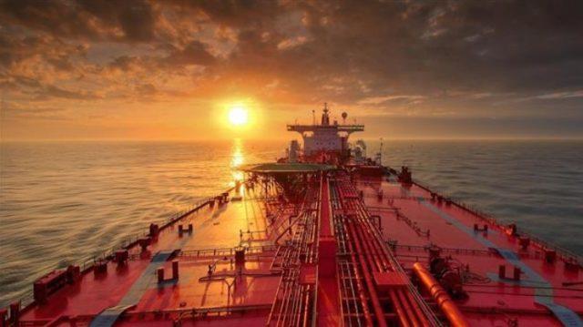 Танкер экспорт нефти Азия КНР