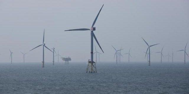 Ветроэнергетика морская ВЭС