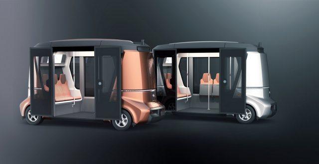 Matreshka-electrobus