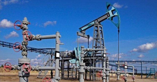 Oil Varieganeftegas