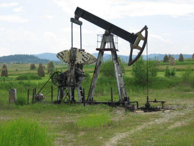 Украина нефть добыча