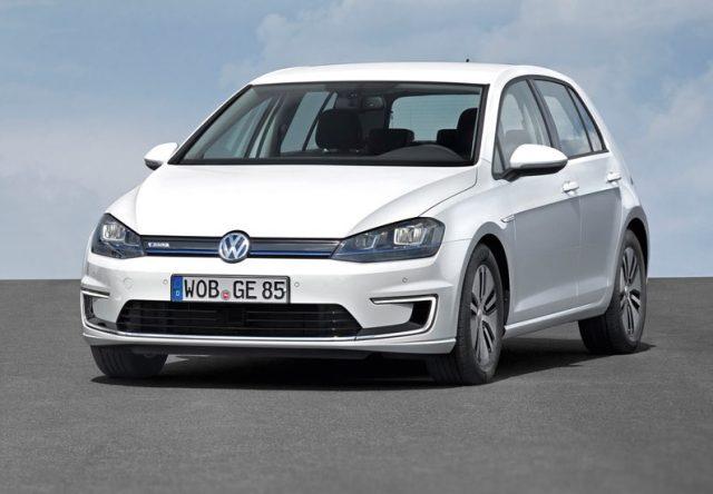 Volkswagen Golf elektro