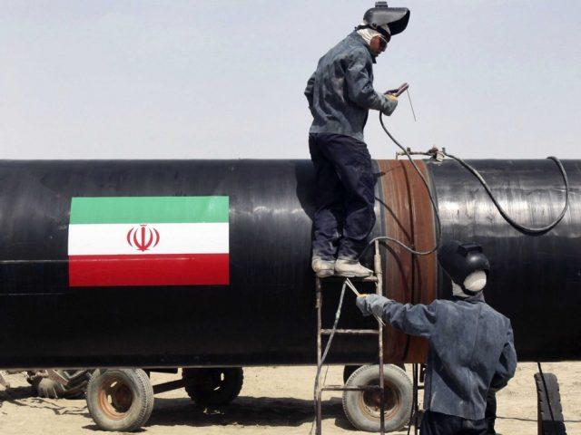 Iran Neft Truba