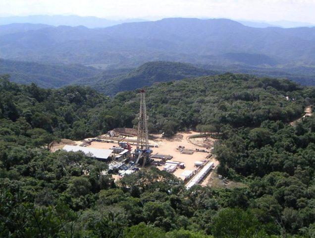 Боливия газ