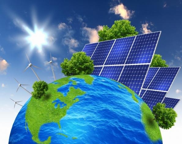 ВИЭ Возобновляемая энергетика солнечная энергетика