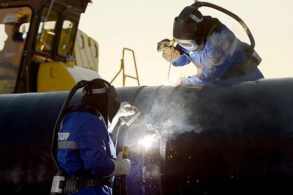 Газопровод Газстройпром