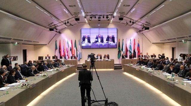 ОПЕК Вена саммит
